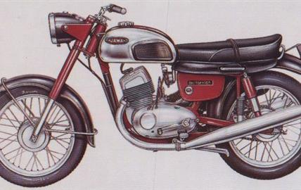 Jawa Californian 350