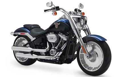 Harley-Davidson 115th Anniversary Fat Boy 114 (ANV)