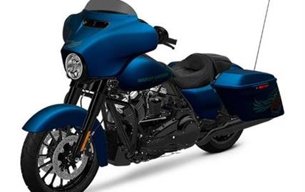 Harley-Davidson 115th Anniversary Street Glide Special