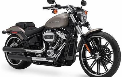Harley-Davidson Softail Breakout 114