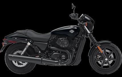 Harley-Davidson Street 500 Dark Custom