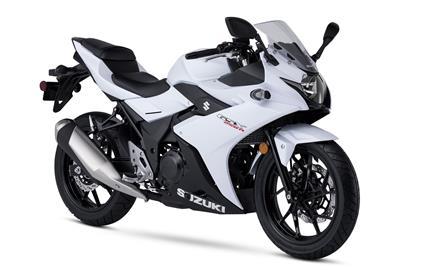 Suzuki GSX250R GP