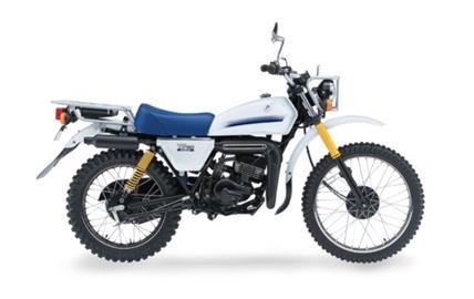 Suzuki TF 125