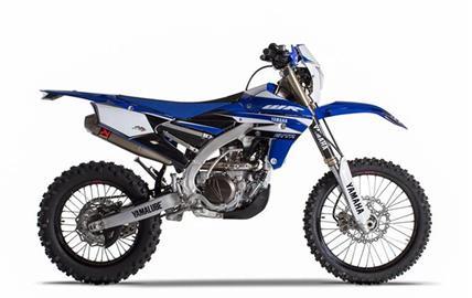 Yamaha WR450F EnduroGP