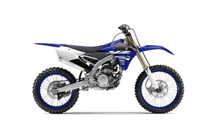 Yamaha YZ 250 F