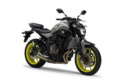 Yamaha MT-07LA