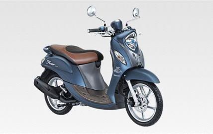 Yamaha Fino 125 Blue Core - Grande