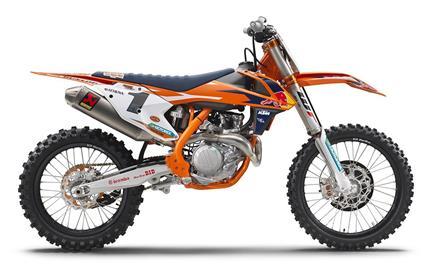 KTM 450 SX-F Factory Edition