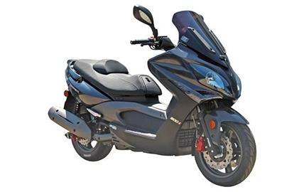 Kymco Xciting 500RI ABS