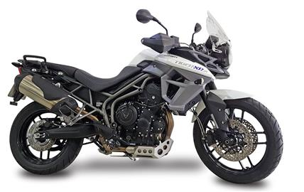 Triumph Tiger 800 XRX Low