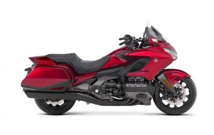 Honda Gold Wing Automatic DCT