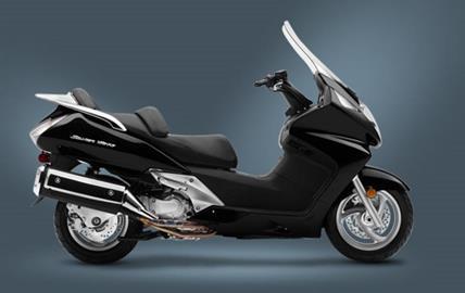 Honda Silver Wing ABS