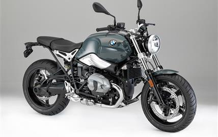 BMW R nine T Pure C