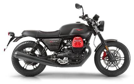 Moto Guzzi V7 III Carbon