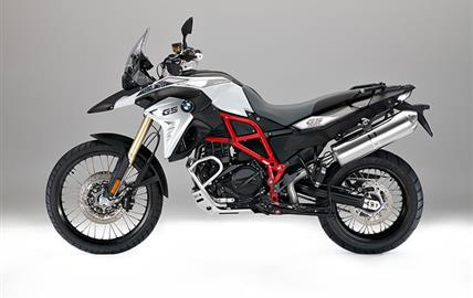 BMW F 800 GS Trophy LS