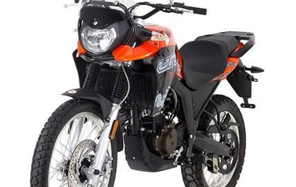 UM DSR Aventure TT