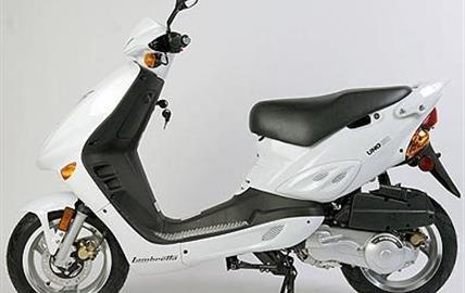 Lambretta Uno 150