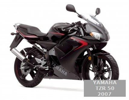 Yamaha TZR 50 2007