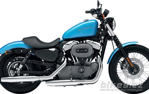 Harley-Davidson XL 1200N Nighster