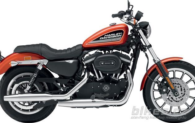 Harley-Davidson XL 883 R Sportster