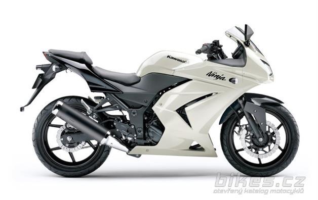 Kawasaki 250R Ninja