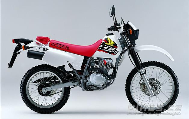Honda XLR 125 R
