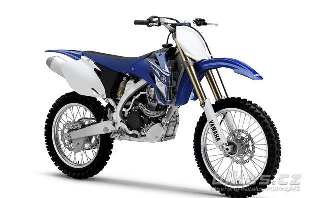 Yamaha YZ 250 F  MY09