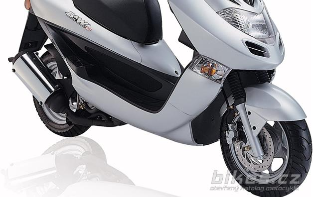 Kymco Dink 50 LC