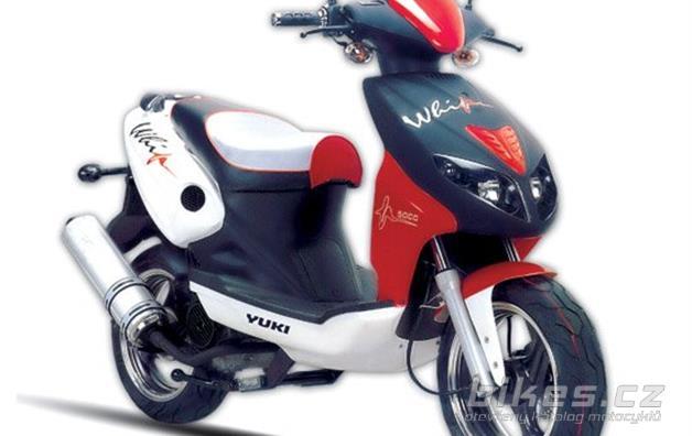 Yuki 50 Whip r.