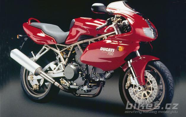 Ducati 750 SS I.E. H.F./F.F.