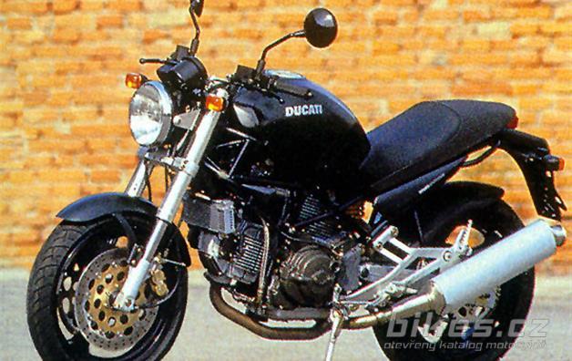 Ducati M 600/Dark/City D./City M.
