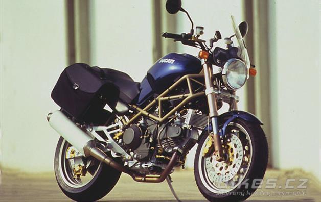 Ducati M 750/Dark/City D./City M.