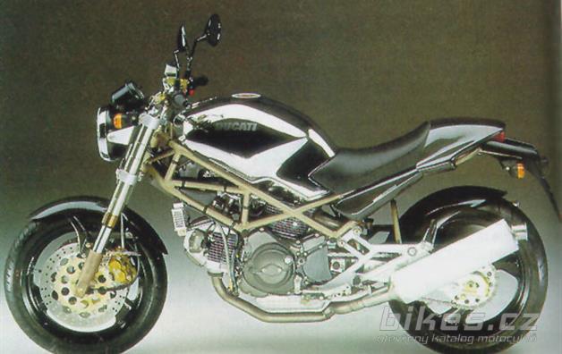 Ducati M 900 CR