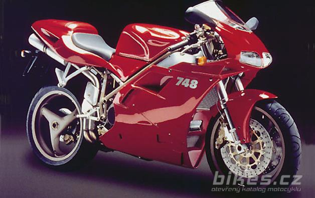 Ducati 748 B