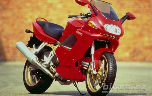 Ducati ST 4
