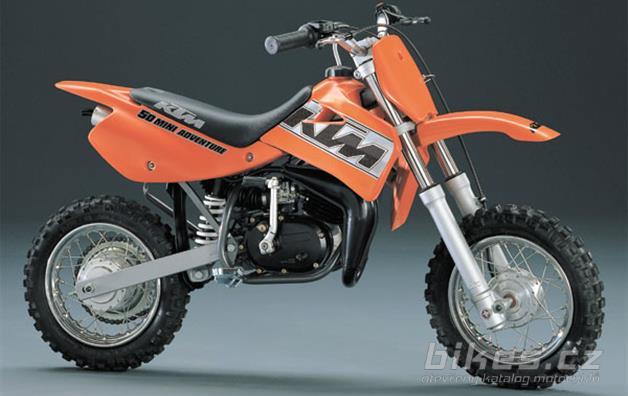 KTM 50 Mini Adventure