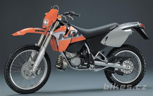 KTM 125 EXC 80/100 (LC2)