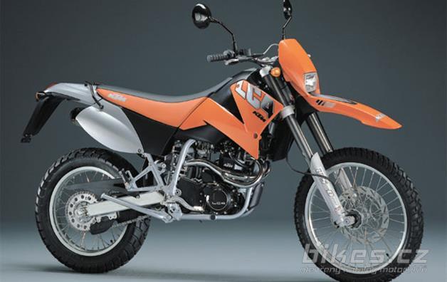 KTM 400 LC4-E