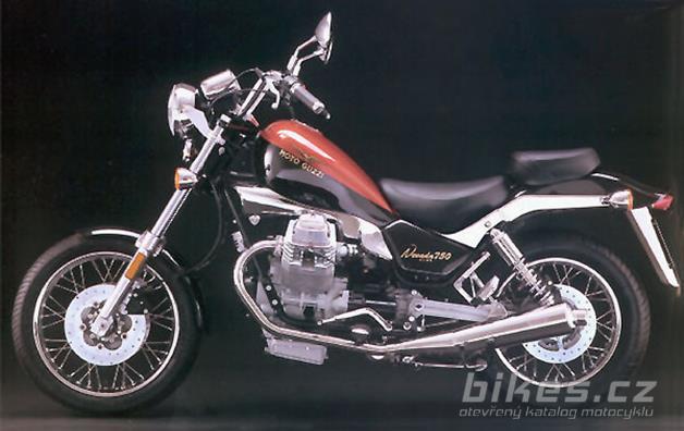 Moto Guzzi 750 Nevada/Club