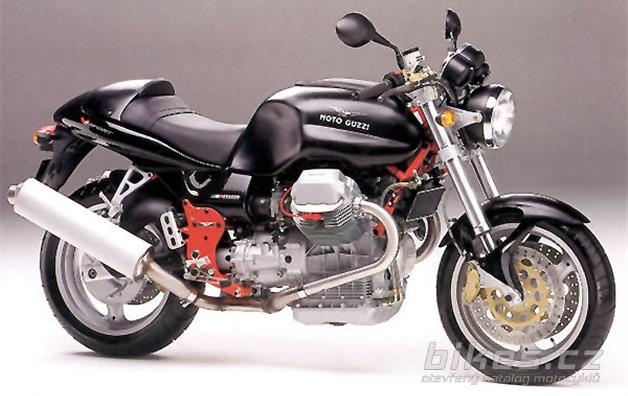 Moto Guzzi V 11 Sport Black/Metalic