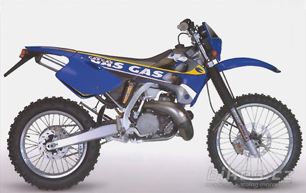 Gas Gas Enducross TT 125/200/250/300