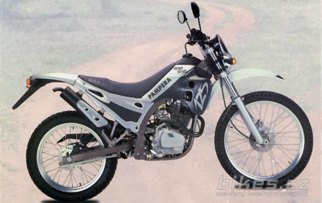 Gas Gas Pampera 125-4T