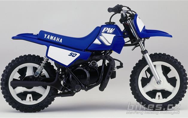 Yamaha PW 50 (dětské)