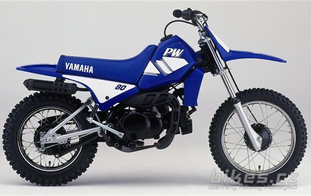 Yamaha PW 80 (dětské)