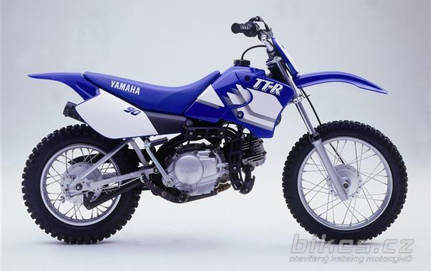 Yamaha TT 90 R