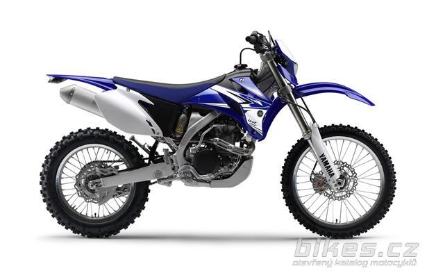 Yamaha WR 450 F