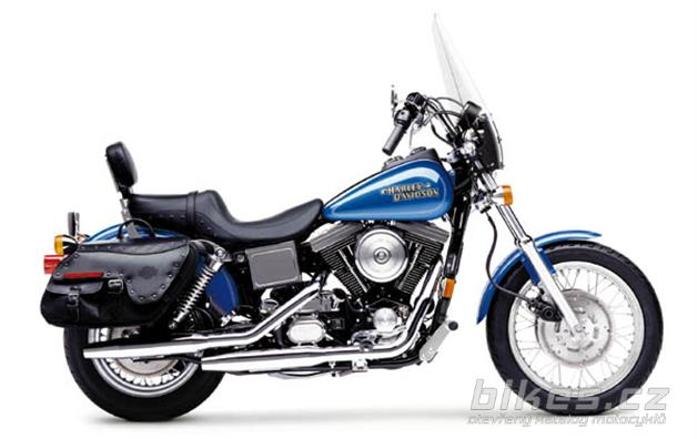 Harley-Davidson Fxds Dyna Glide Convertible
