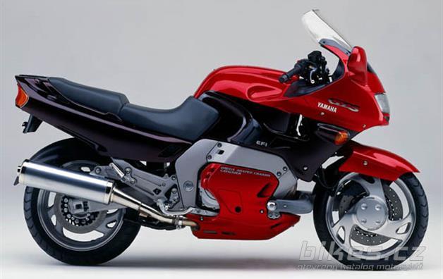 Yamaha GTS 1000 A