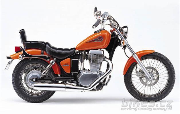 Suzuki LS 650 SAVAGE / PATHFINDER