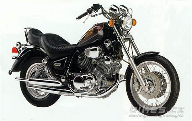 Yamaha XV 750 VIRAGO